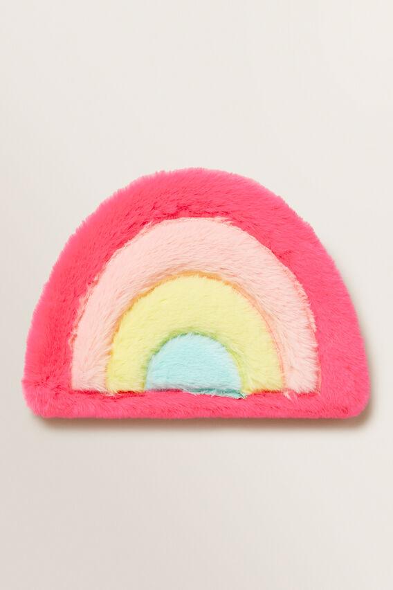 Fluffy Rainbow Notebook  MULTI  hi-res