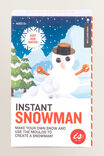 Instant Snowman, MULTI, hi-res