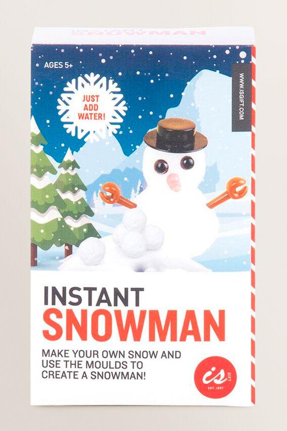 Instant Snowman  MULTI  hi-res