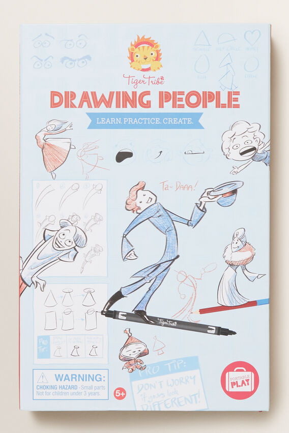 Drawing People  MULTI  hi-res