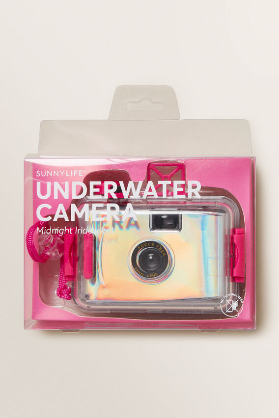 Underwater Camera Iridescent  MULTI  hi-res