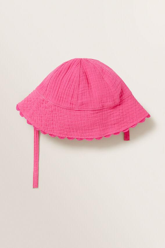 Fuchsia Sun Hat  FUCHSIA  hi-res