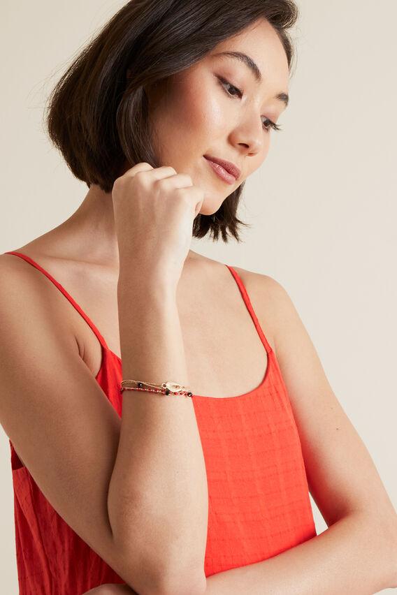 Shell Bracelet Pack  BOLD POPPY  hi-res