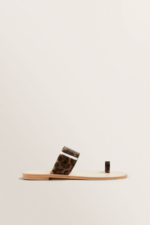 Alice Toe Post Sandal  TORT  hi-res