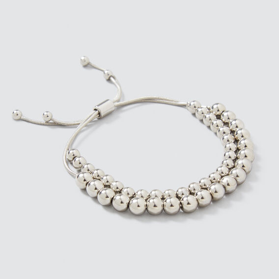 Ball Bracelet  SILVER  hi-res