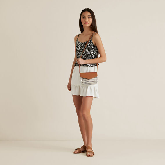 Frill Skirt  CANVAS  hi-res