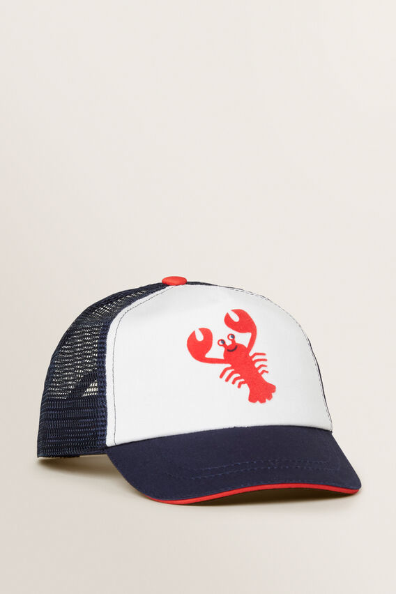 Lobster Cap  MIDNIGHT BLUE  hi-res