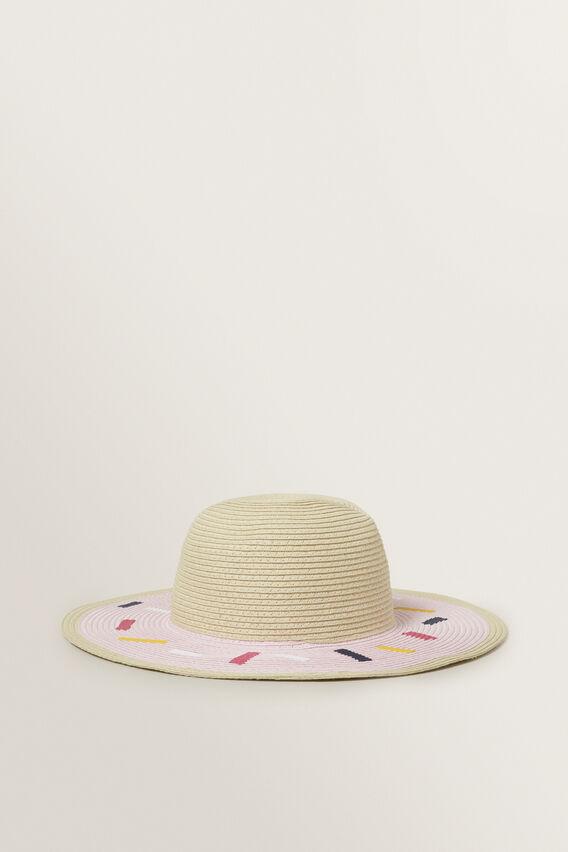 Sprinkles Floppy Hat  MULTI  hi-res