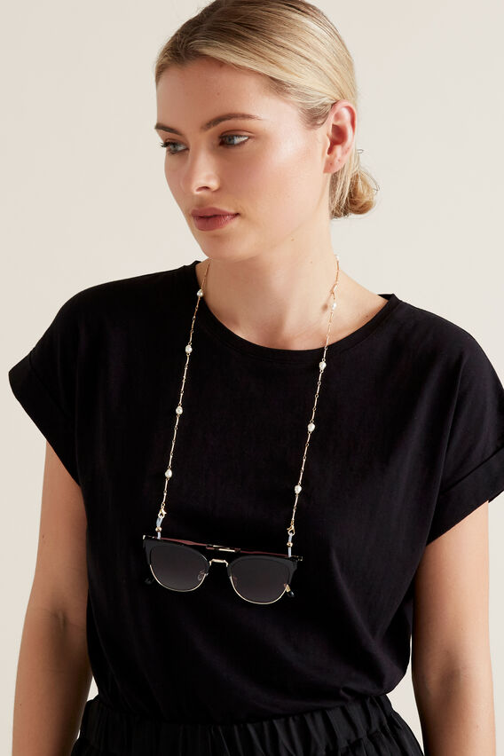 Sunglasses Chain  PEARL  hi-res