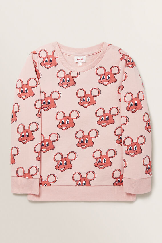 Mouse Windcheater  DUSTY ROSE  hi-res
