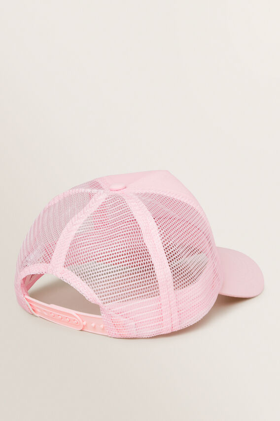 Rainbow Cap  DUSTY ROSE  hi-res