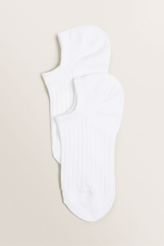Sneaker Sock  WINTER WHITE  hi-res