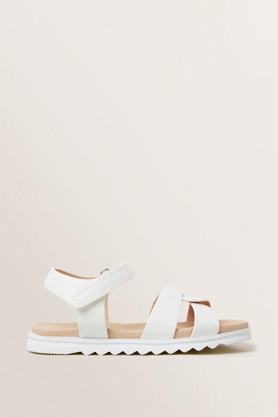 Party Sandal  WHITE  hi-res