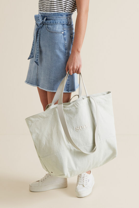 Seed Overnight Bag  DENIM  hi-res