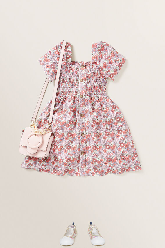 Floral Dress  MULTI  hi-res