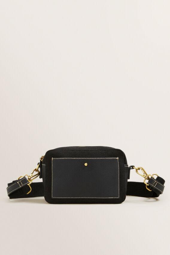 Classic Box Sling  BLACK  hi-res