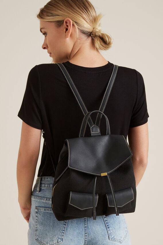 Classic Backpack  BLACK  hi-res
