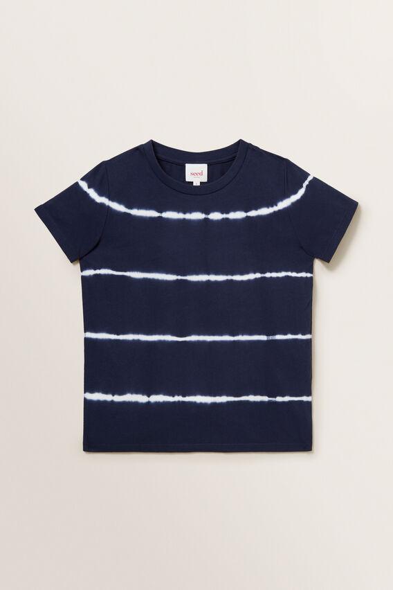 Tie Dye Tee  MIDNIGHT BLUE  hi-res
