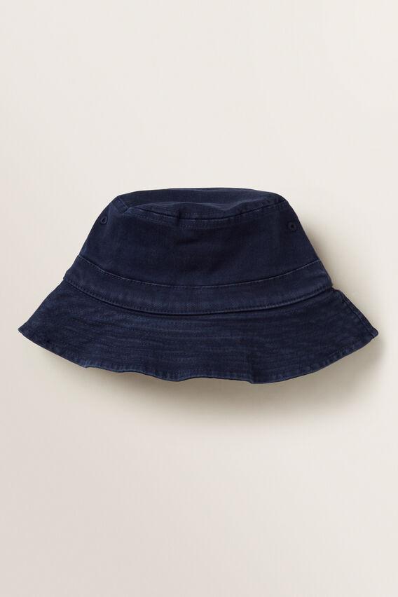 Bucket Hat  MIDNIGHT BLUE  hi-res
