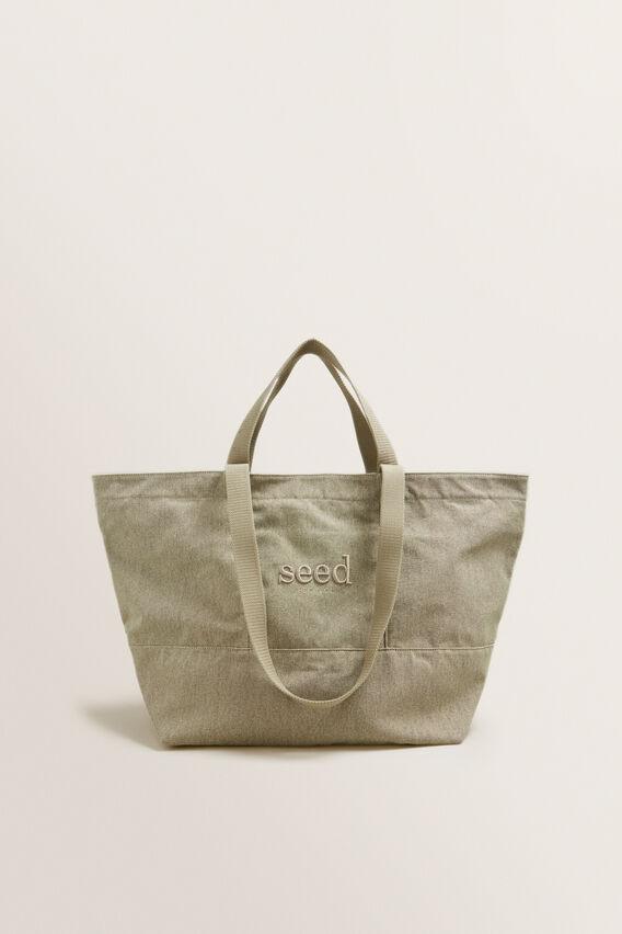 Seed Overnight Bag  SOFT KHAKI  hi-res