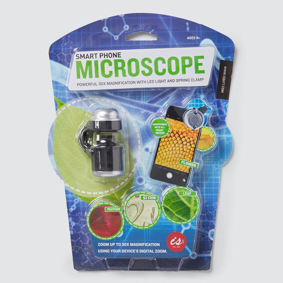Smart Phone Microscope  MULTI  hi-res