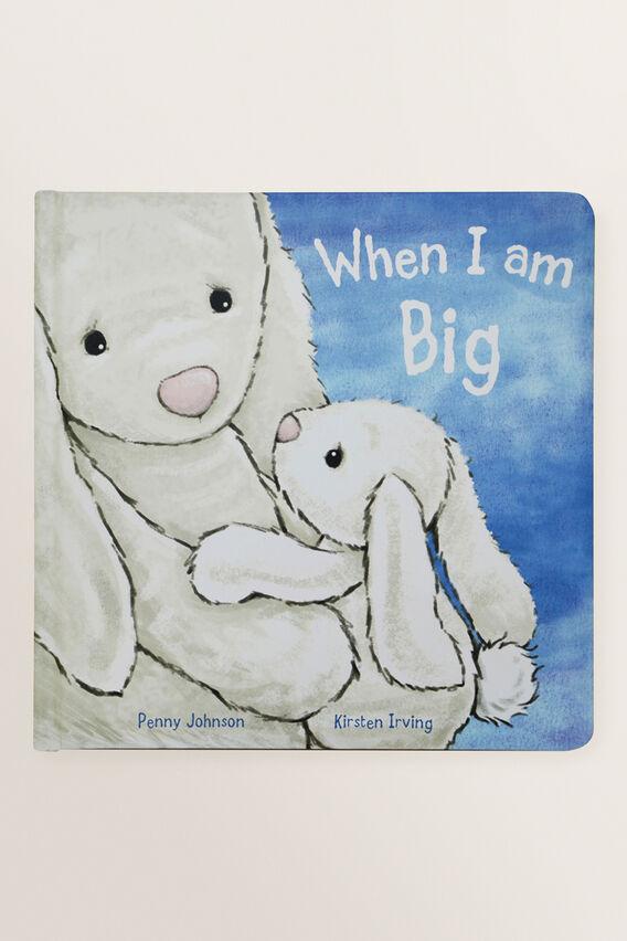 When I Am Big Book  MULTI  hi-res