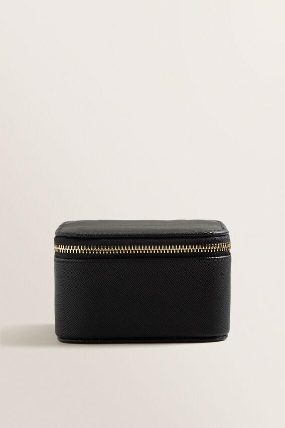 Large Jewellery Case  BLACK  hi-res