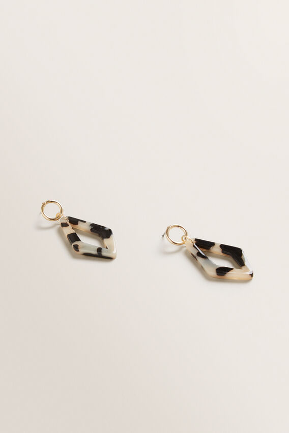 Diamond Tort Earring  MILKY TORT  hi-res