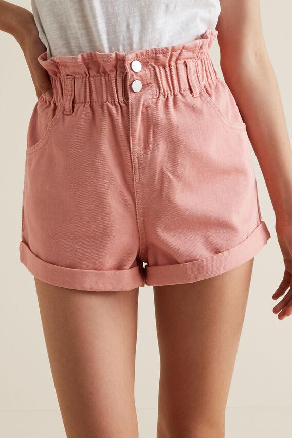 Paperbag Shorts  POMELO  hi-res