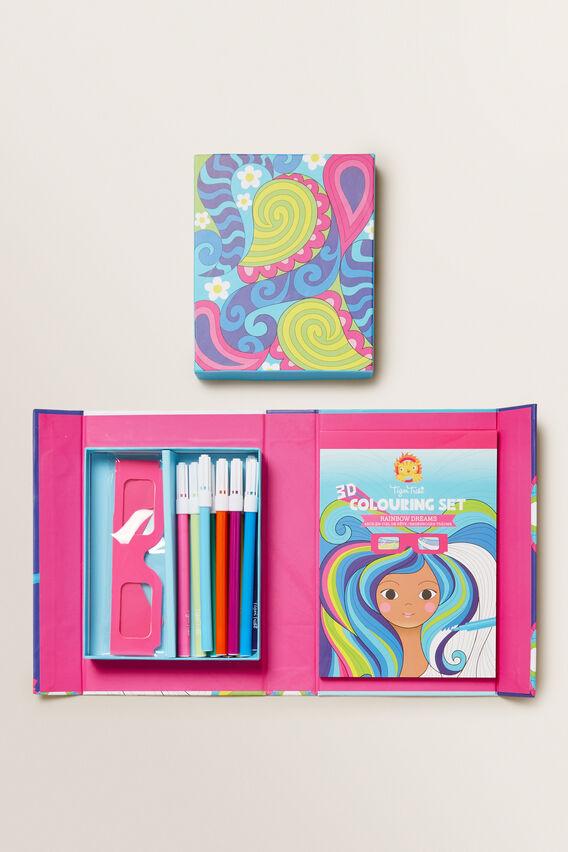 3D Colouring Set Rainbow Dream  MULTI  hi-res
