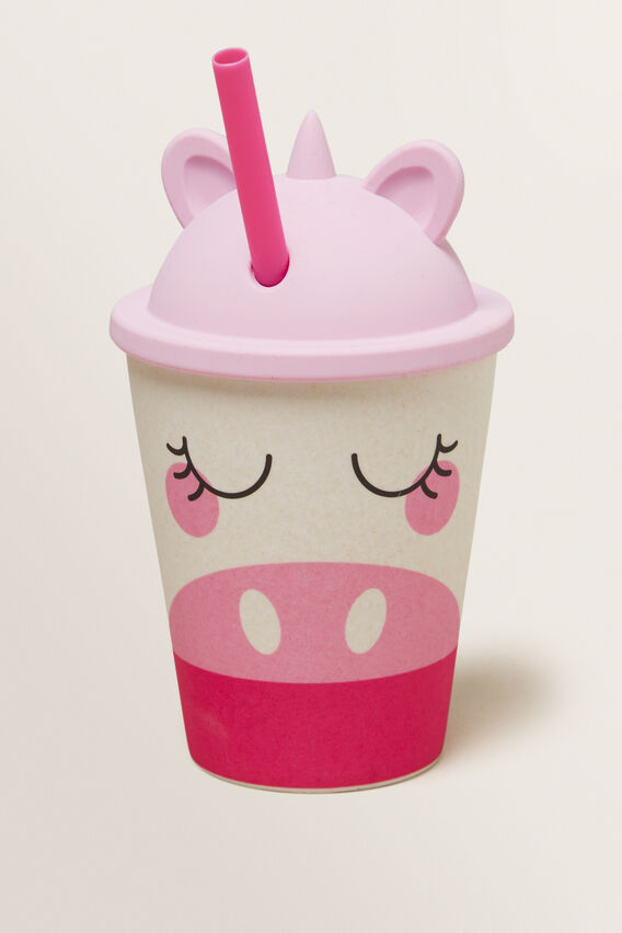 Unicorn Eco Kids Tumbler  MULTI  hi-res