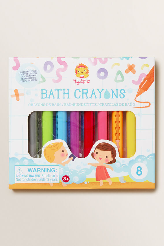 Bath Crayons  MULTI  hi-res