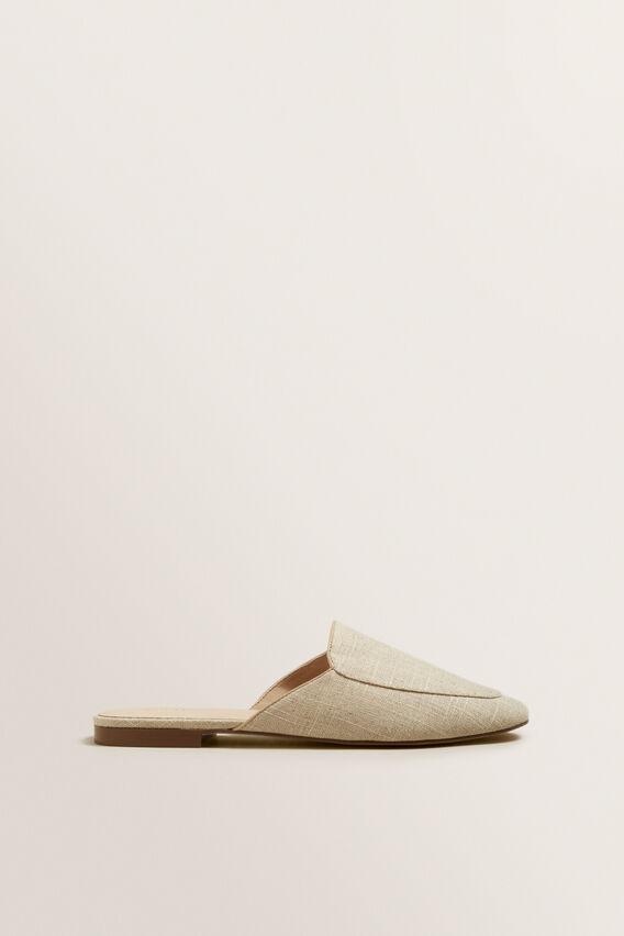 Simple Loafer  NATURAL  hi-res