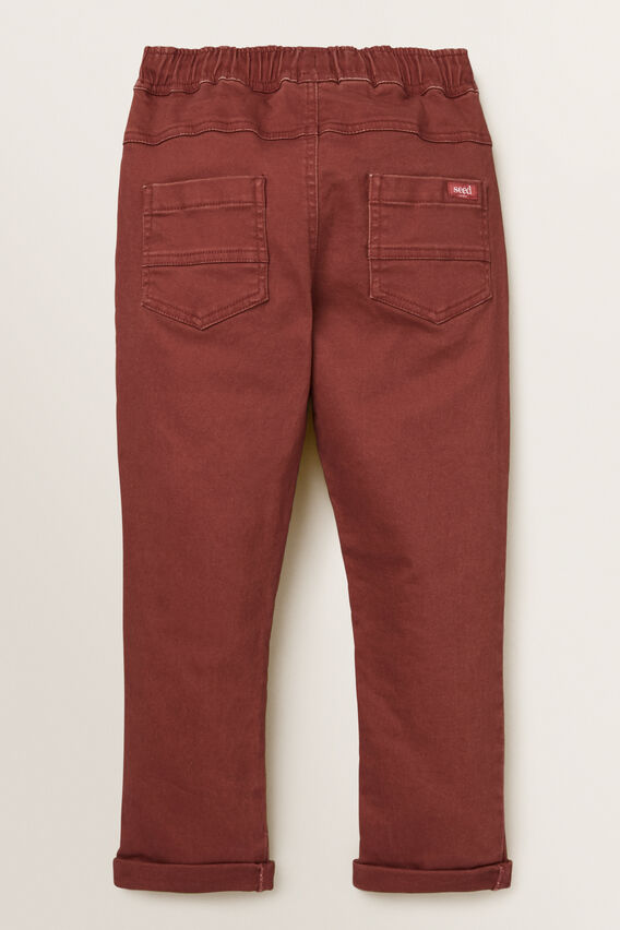 Denim Chino  DARK CLAY  hi-res