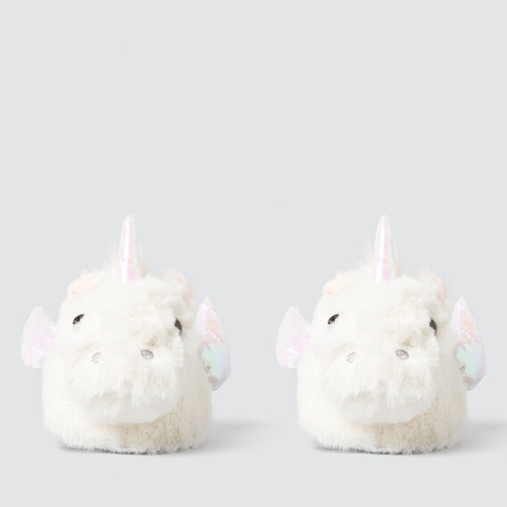 Unicorn Slippers  MULTI  hi-res