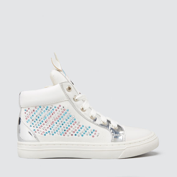 Unicorn Jewel Hightop  MULTI  hi-res