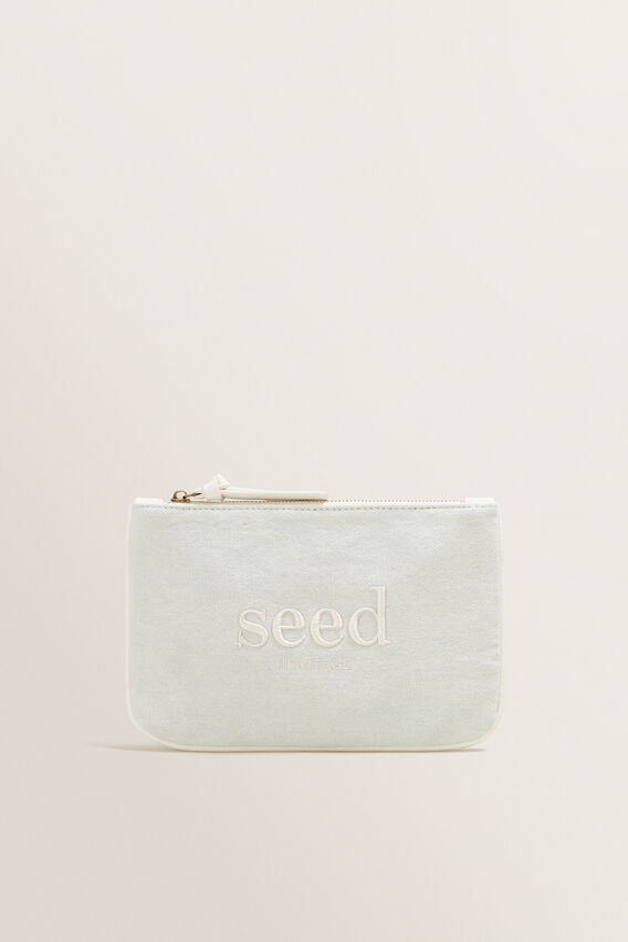 Seed Pouch  DENIM  hi-res