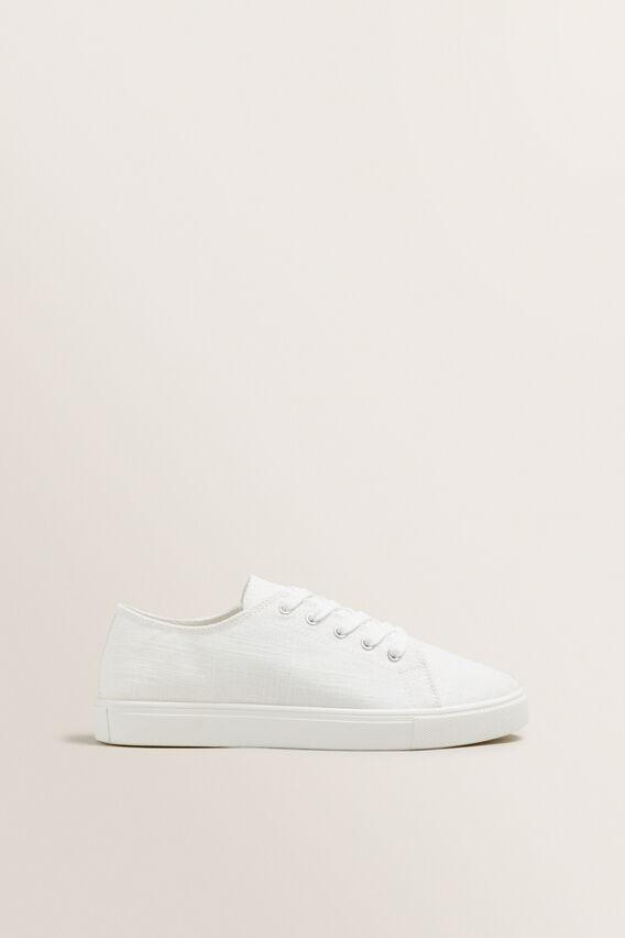 Kate Sneaker  WHITE  hi-res