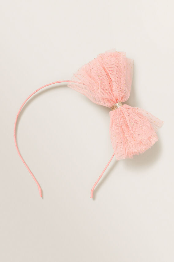 Tulle Party Headband  MULTI  hi-res