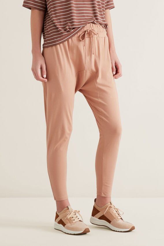 Harem Track Pant  ROSE BLUSH  hi-res