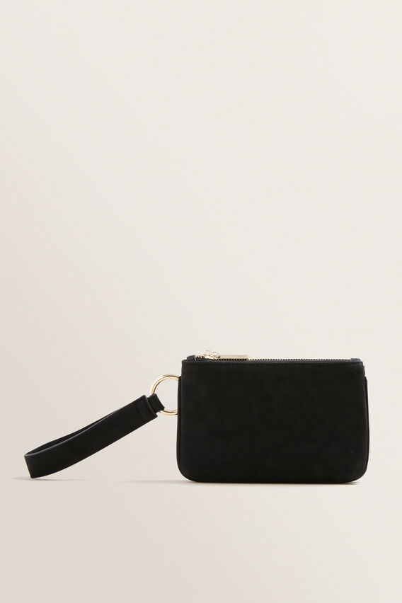 Twin Pocket Pouch  BLACK  hi-res