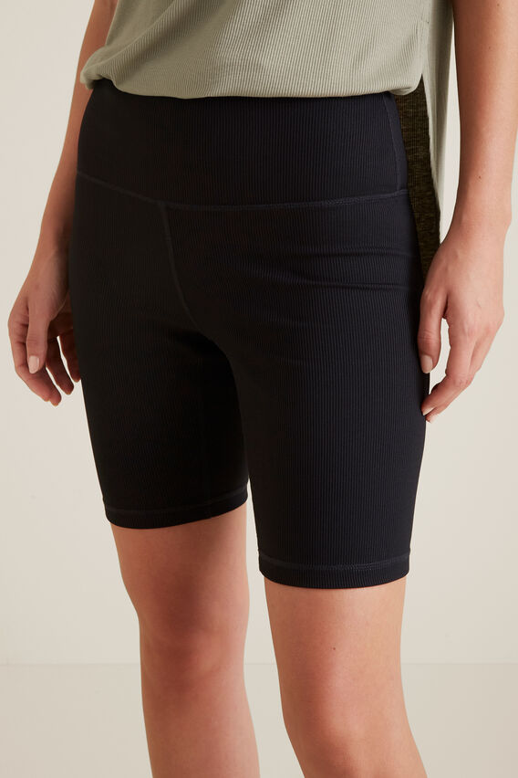 Leisure Rib Bike Short  BLACK  hi-res