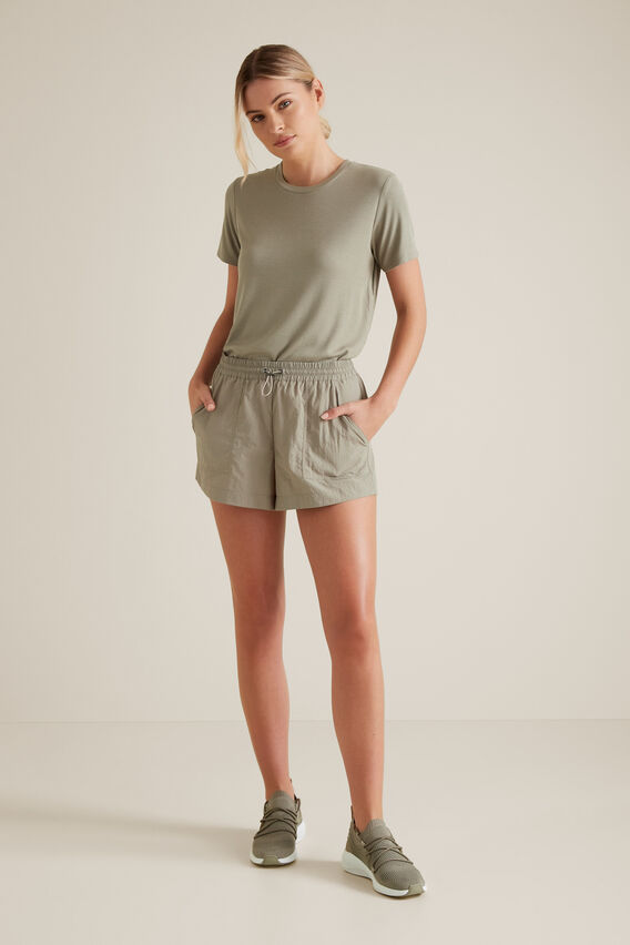 Leisure Short  SOFT KHAKI  hi-res