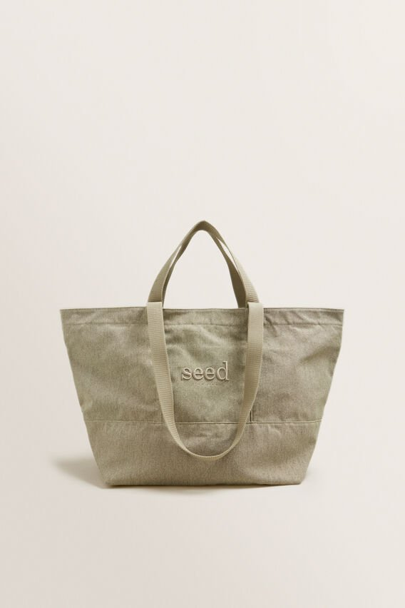 Seed Overnight Bag  SOFT KHAKI  hi-res