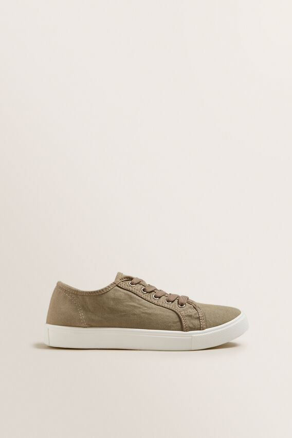 Kate Sneaker  PALE KHAKI  hi-res