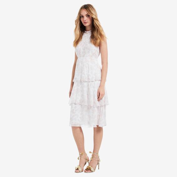 Tiered Frill Dress  PAISLEY  hi-res