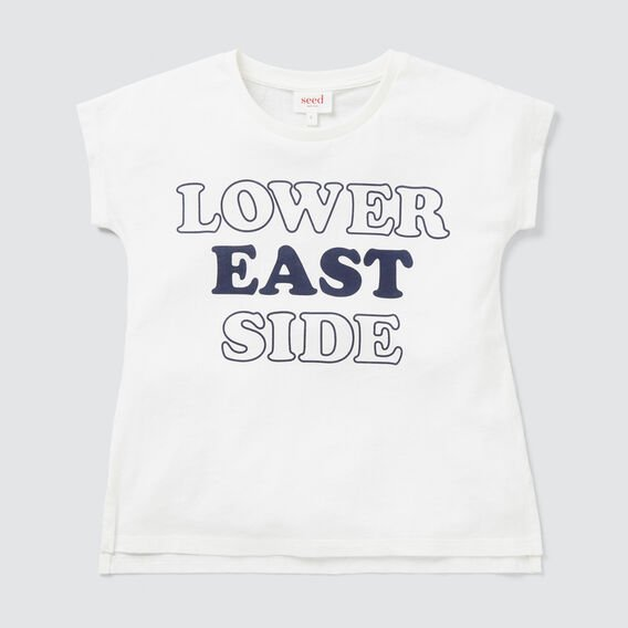 East Side Tee  CANVAS  hi-res