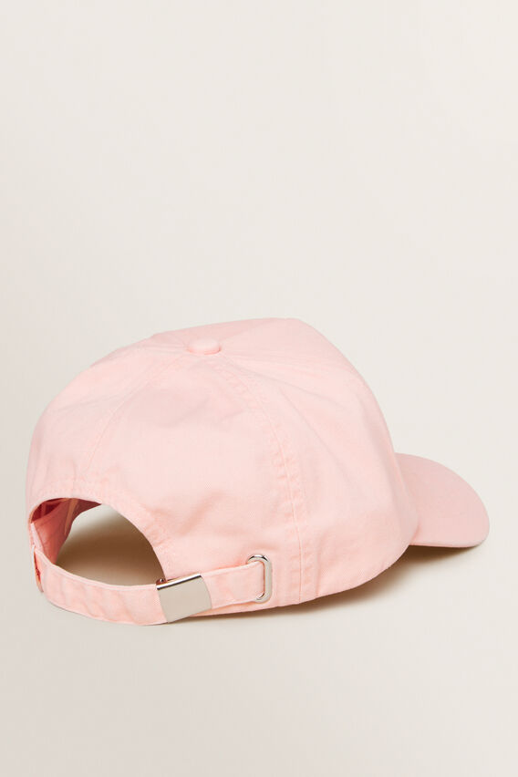 Mouse Cartoon Cap  DUSTY ROSE  hi-res