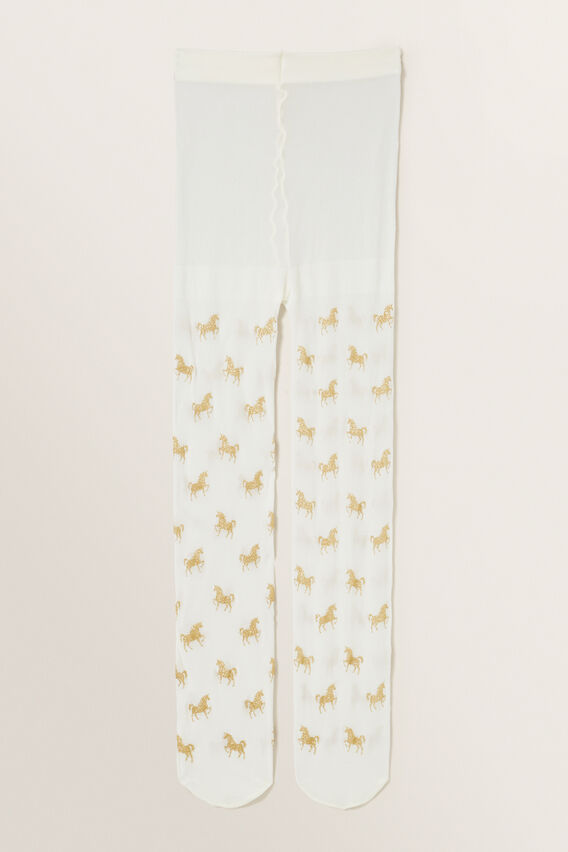 Unicorn Party Tights  CANVAS  hi-res