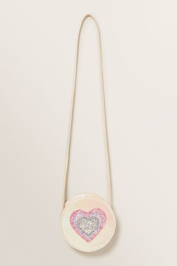 Glitter Heart Bag  MULTI  hi-res